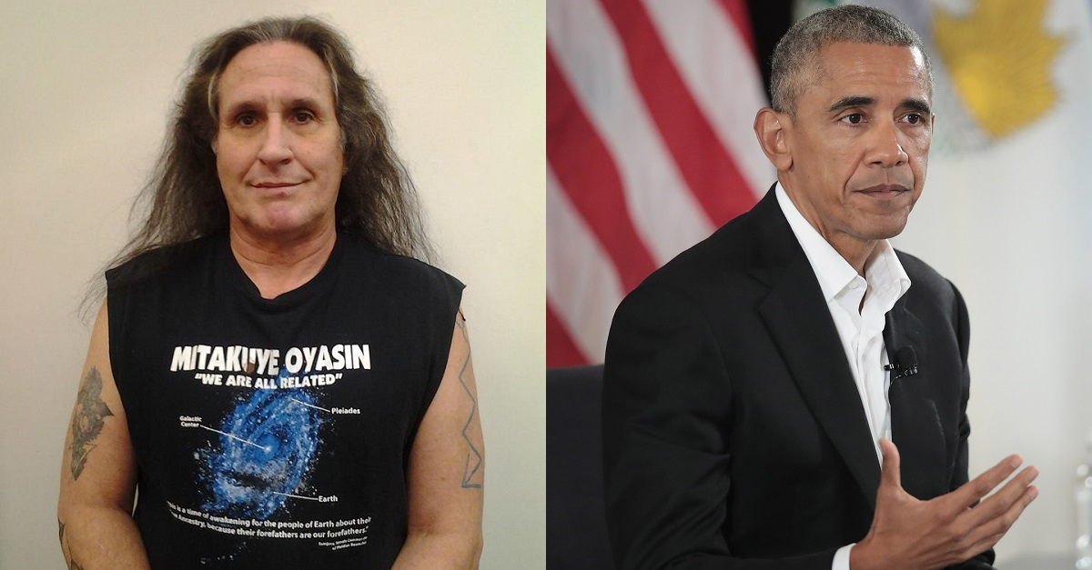 A man who threatened to kill Barack Obama on social media has been sentenced to years of hard time