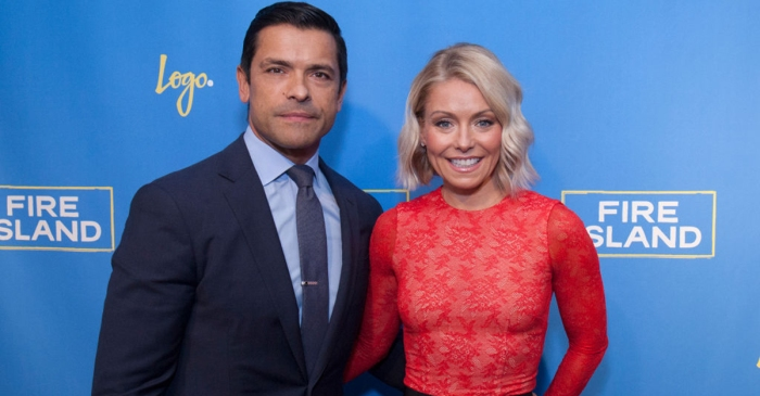 Mark Consuelos and Kelly Ripa gushed all over each other on social media in celebration of their 21st anniversary