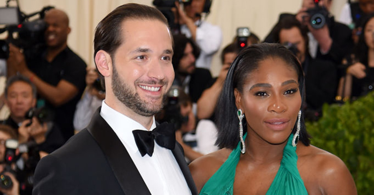 Bride-to-be Serena Williams celebrated her upcoming nuptials with friends and family at her bridal shower