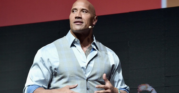 "Dwayne ""The Rock"" Johnson just covered up his iconic tattoo, but the replacement is amazing"