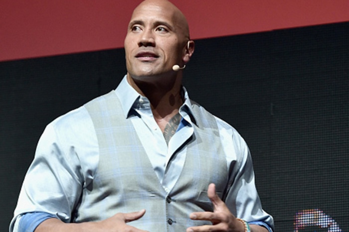The Rock just made another announcement about running for president in 2020