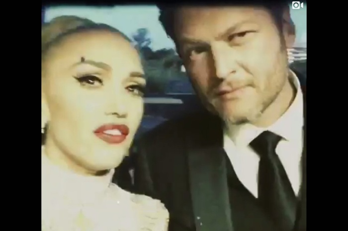 "Gwen Stefani lovingly comforts Blake Shelton after his ""The Voice"" loss"