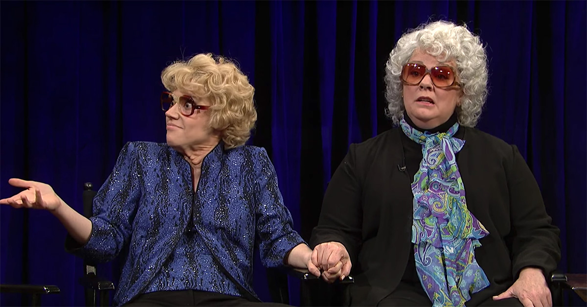 Kate Mckinnon & Melissa McCarthy Parody Women's Issues in the Film Industry