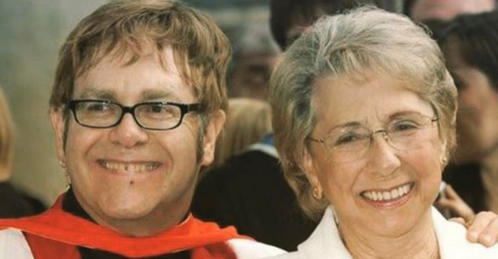 "Elton John laid his mother to rest in the most ""perfect"" and honorable funeral"
