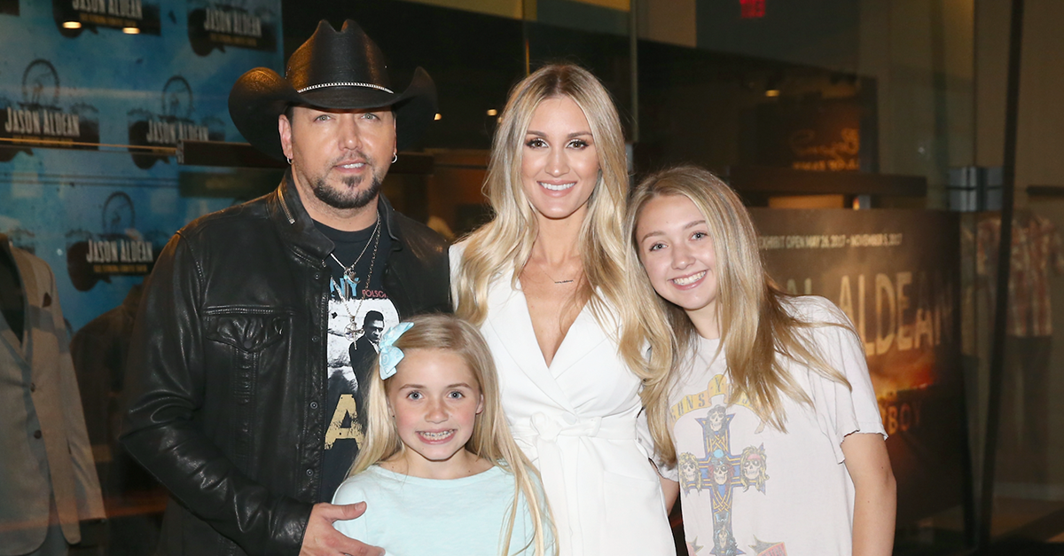 Jason Aldean and wife Brittany know what they don't want to name their baby boy