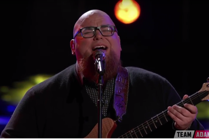"A promising ""The Voice"" singer lands in the final four after channeling Chris Stapleton"