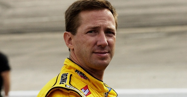 Former NASCAR driver takes big step in his battle with cancer