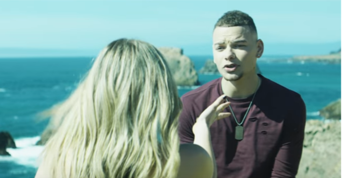 Kane Brown tells us about the emotional moment he had with Lauren Alaina
