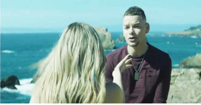 Kane Brown and Lauren Alaina turn up the heat in new music video