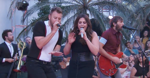 """Watch Lady Antebellum bring the house down on the """"DWTS"""" finale"""