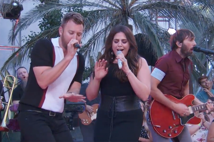 "Watch Lady Antebellum bring the house down on the ""DWTS"" finale"