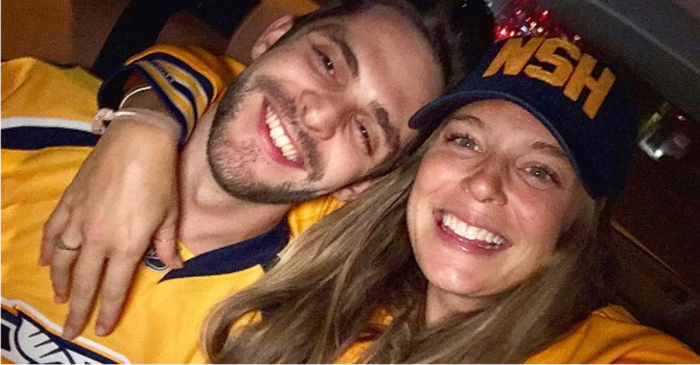 Thomas Rhett and wife Lauren enjoy first date night out since becoming parents