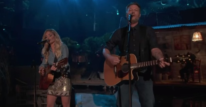"""Blake Shelton and a """"The Voice"""" favorite just slayed this Hank Williams classic"""