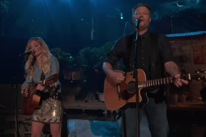 "Blake Shelton and a ""The Voice"" favorite just slayed this Hank Williams classic"