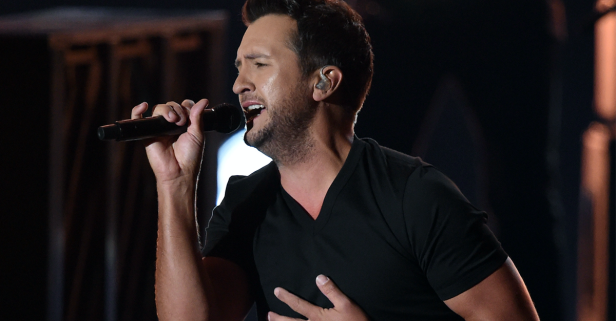 Luke Bryan gives us a big hint about his next musical moves