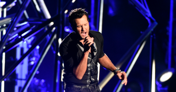 Luke Bryan tells us the real toll shaking his butt onstage has taken on his body
