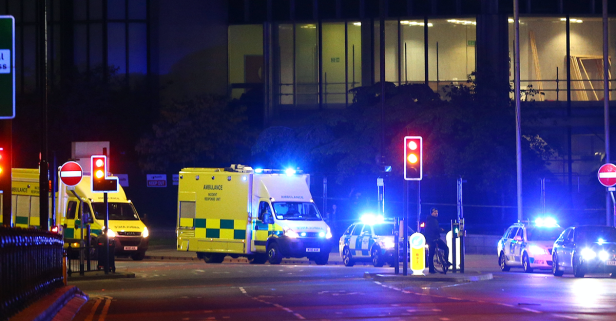 Country stars are heartbroken and outraged over Ariana Grande concert fatalities