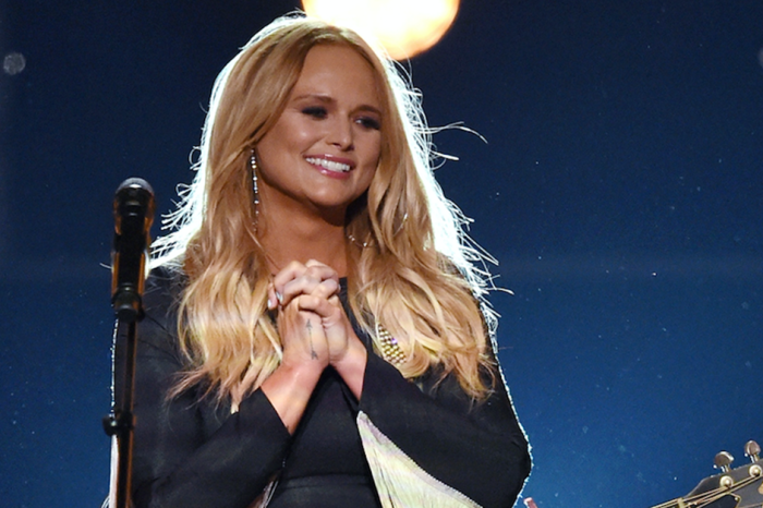 Miranda Lambert says a fight with her father put things in perspective
