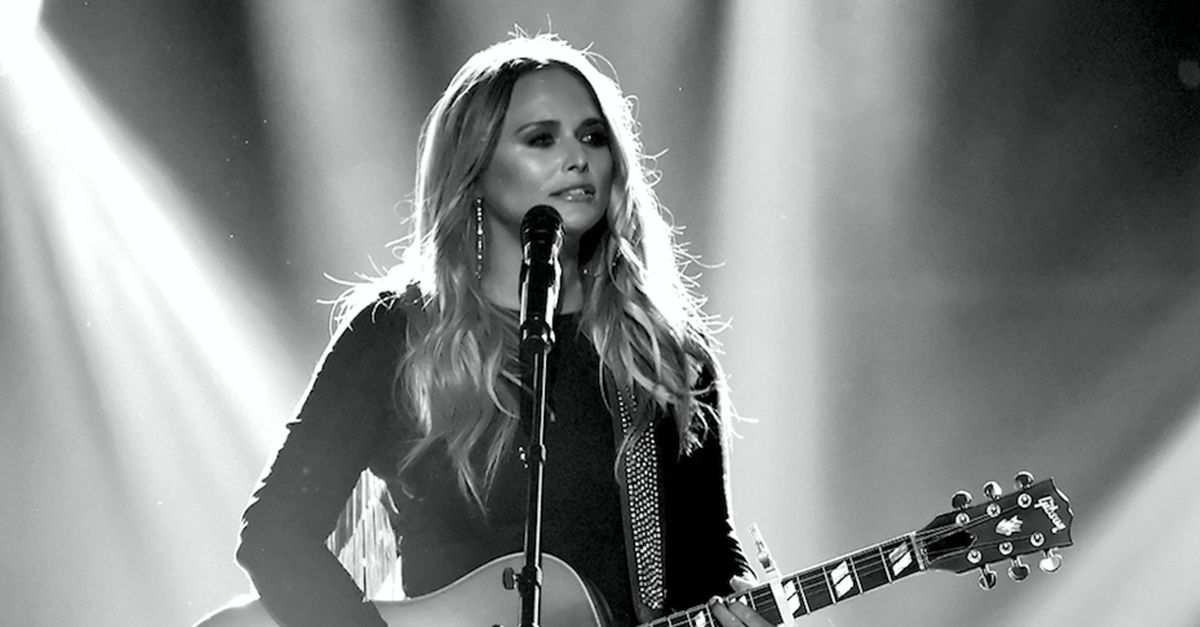 Miranda Lambert found new meaning in an old classic in writing her latest hit