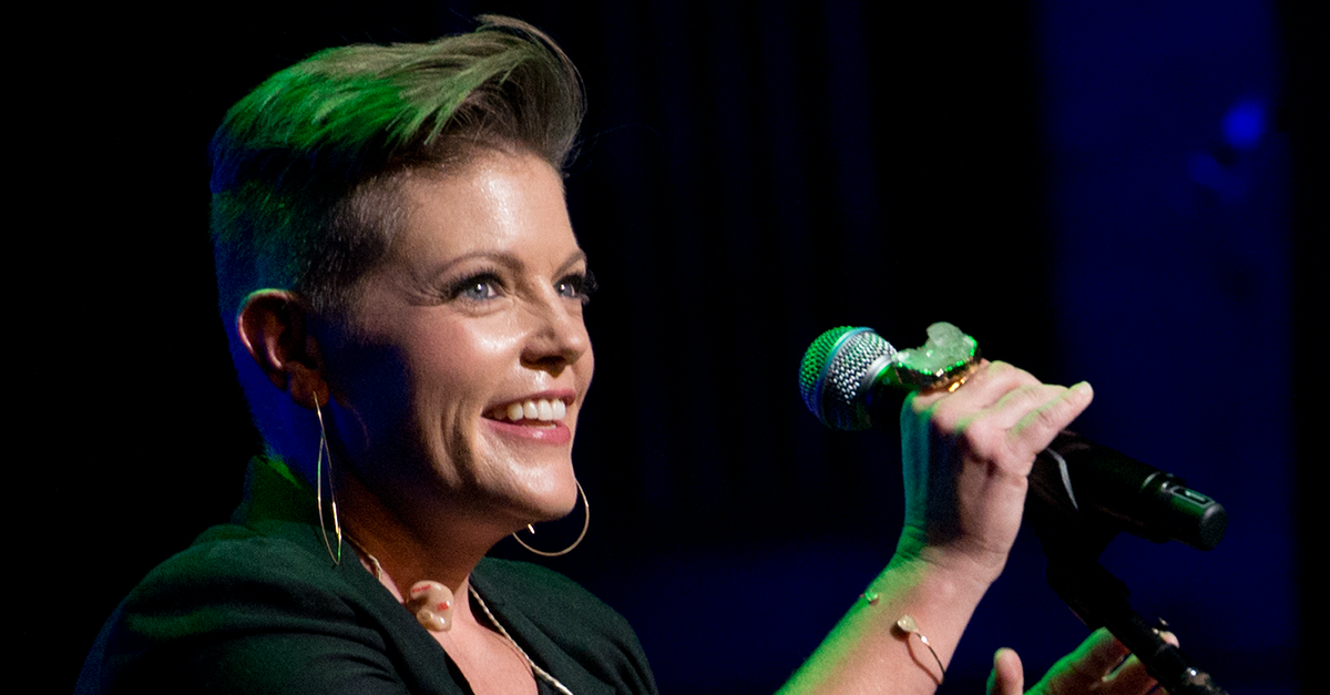 Natalie Maines squares off against President Trump in another tweetstorm