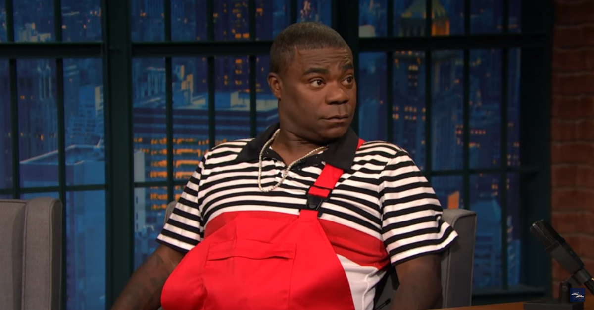 Tracy Morgan talks about his near-death experience, his new Netflix special and rolling joints with Jesus