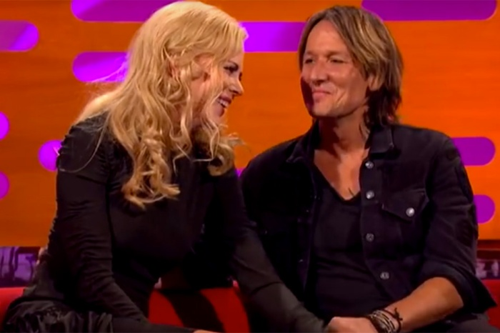 Keith Urban was caught by surprise with these hilarious throwback photos