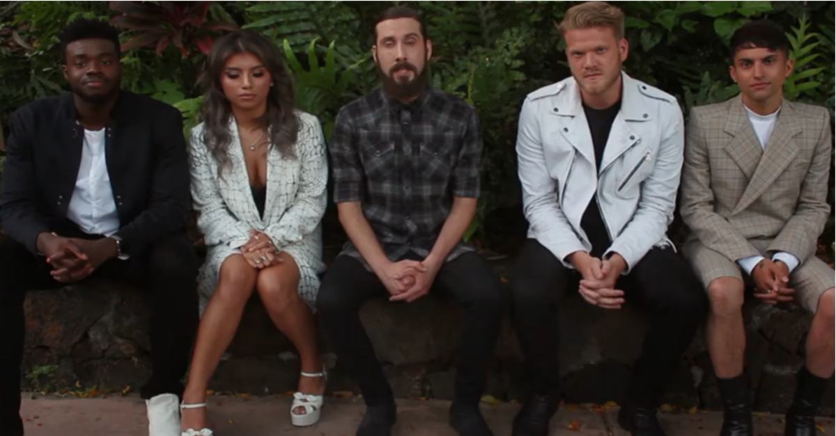 A member of Pentatonix makes a heartbreaking announcement about his future in the group