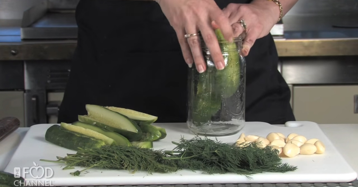 It's easier than you think to make your own pickles — just follow these 5 steps
