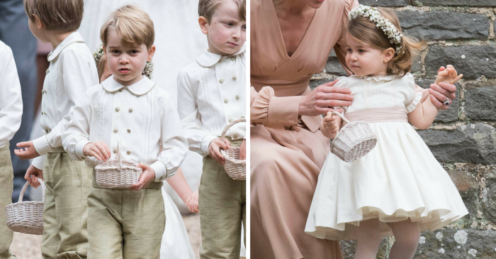 If Prince Harry and Meghan Markle need help on their big day, we know 2 very cute wedding professionals