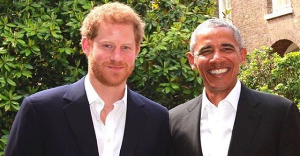 Who is coming to Chicago's Obama Foundation Summit? PRINCE HARRY!