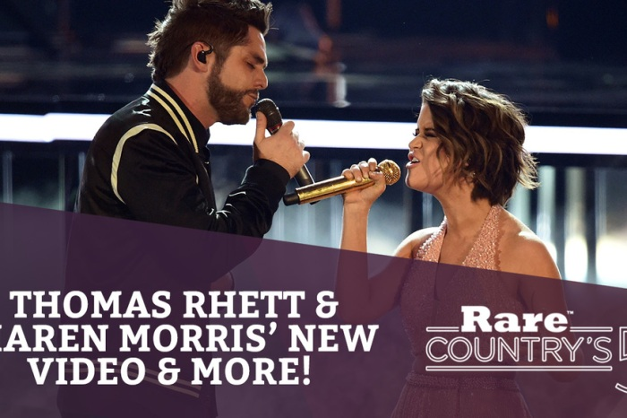 Some sweet and some hot duets dominated this week in country music