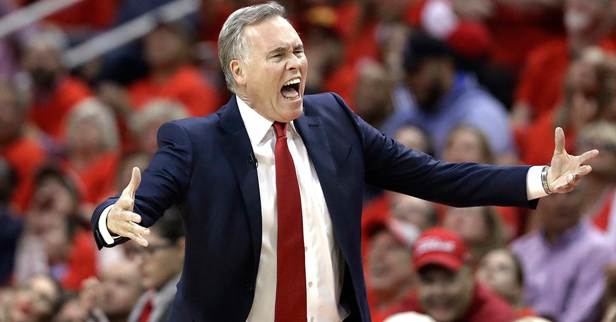 "Will Carmelo Anthony make the Houston Rockets the next ""Superteam""?"