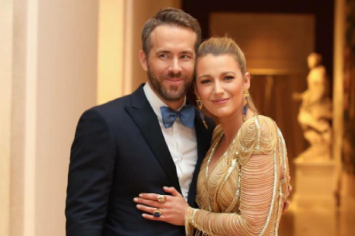 Ryan Reynolds swooned over wife Blake Lively with these sweet words at the 2017 Met Gala