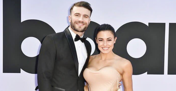 Sam Hunt steps out with his beautiful wife for a really big night
