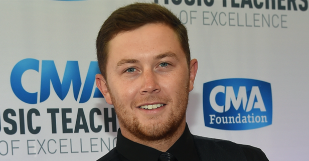Scotty McCreery tells us about the big move that's paying off big time