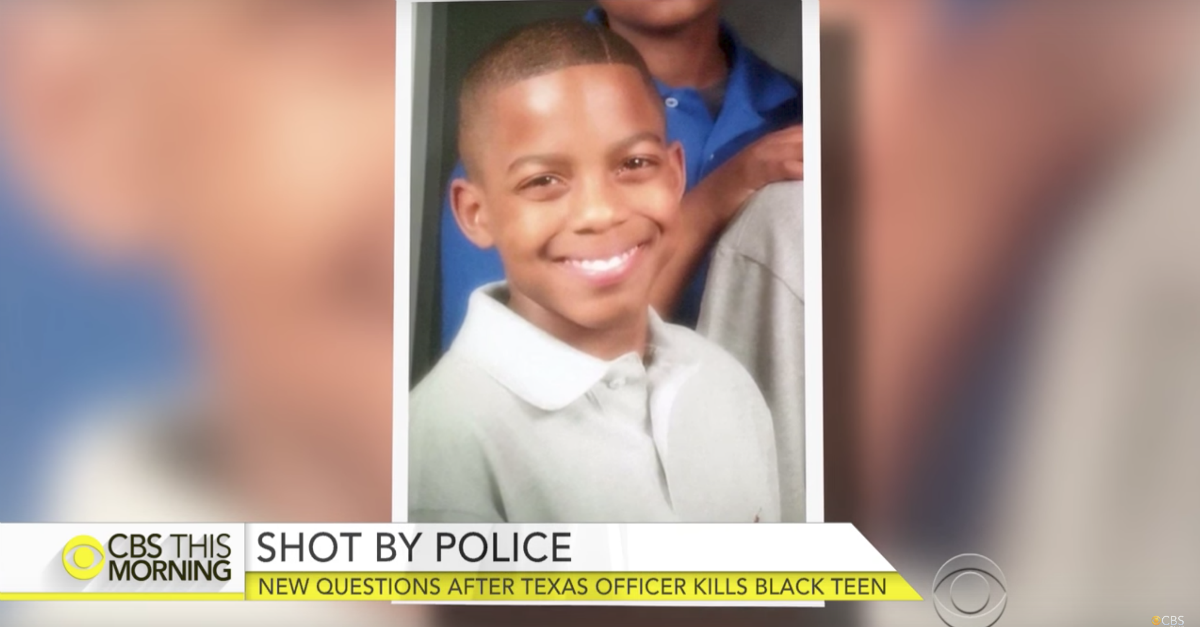 Jordan Edwards' tragic killing reminds us so much still needs to change about policing in America