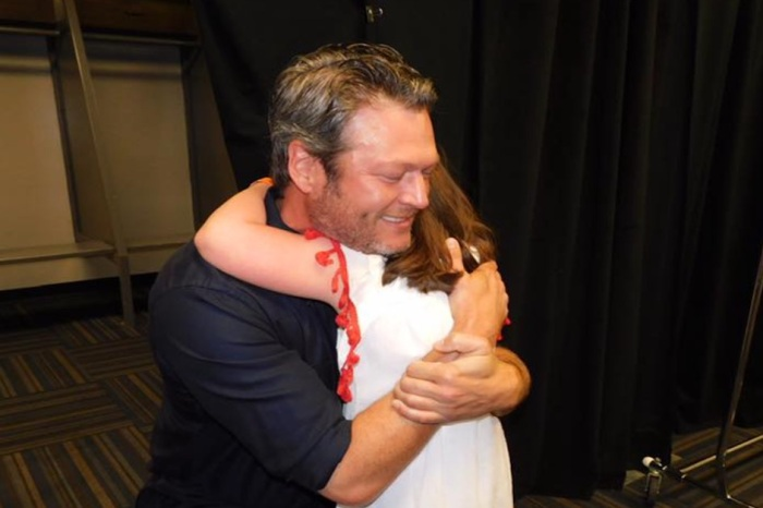A lot of hearts melted when Blake Shelton revealed his softer side