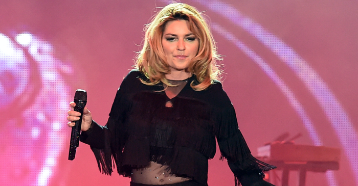 Shania Twain opens up about the health scare that nearly ended her career