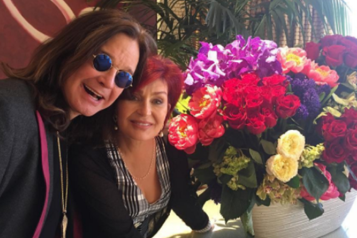 One year after their short split, Sharon and Ozzy Osbourne quietly renew their wedding vows