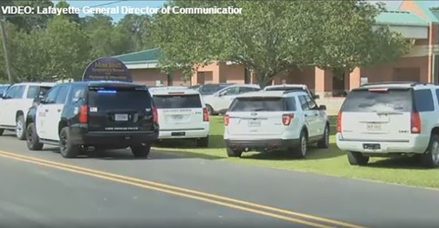 A 7-year-old was accidentally shot and severely injured in his elementary school classroom