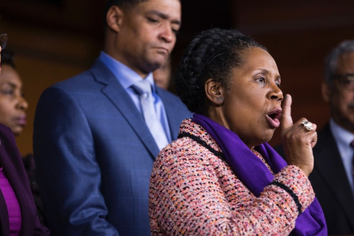 Turns out Houston Rep. Sheila Jackson Lee's campaign spent $10,000 on Super Bowl LI