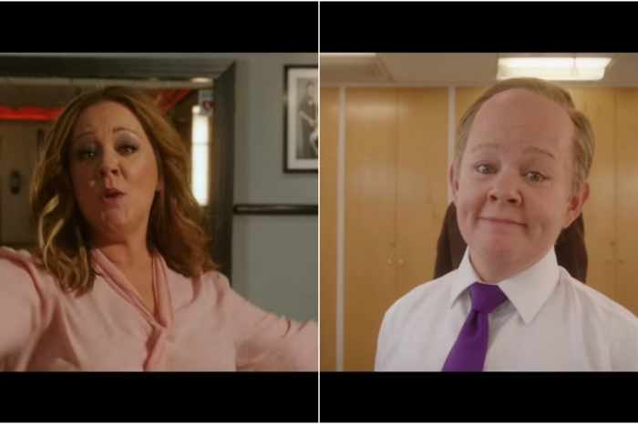 """Check out Melissa McCarthy feeling pretty before she transforms into Sean Spicer in this """"SNL"""" teaser"""