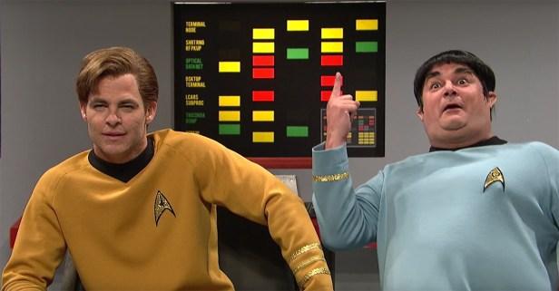 """""""SNL"""" reveals a """"Star Trek"""" character that didn't make the show — meet Spocko"""