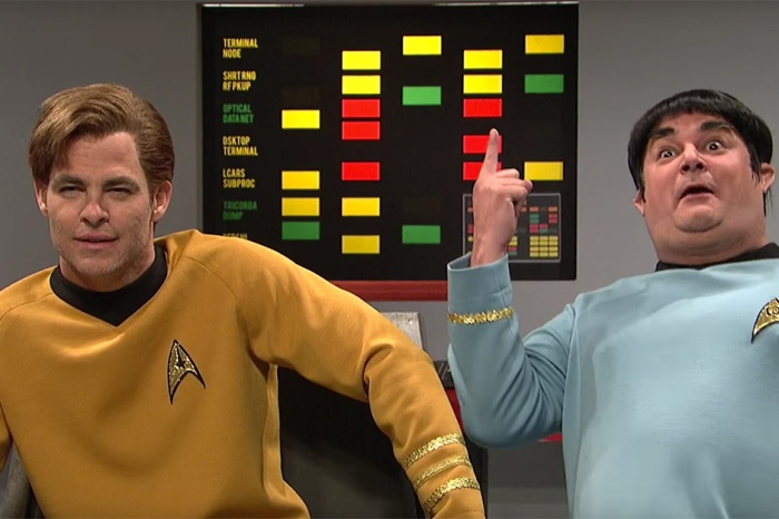 """SNL"" reveals a ""Star Trek"" character that didn't make the show — meet Spocko"