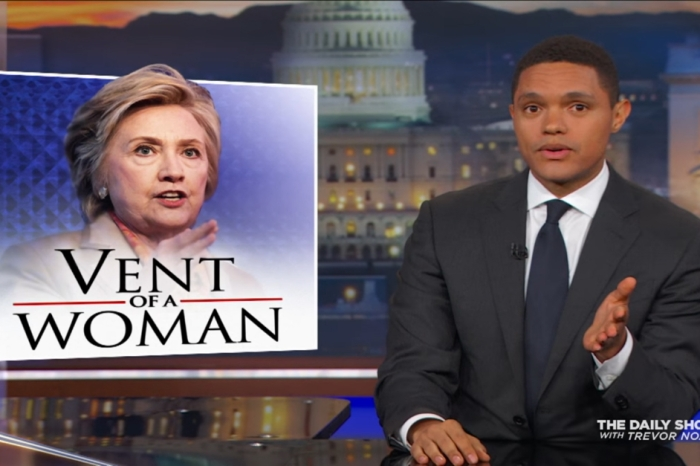 Trevor Noah thinks Hillary Clinton lost the election because she's too dull to connect with people, unlike Trump