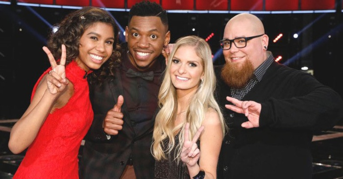 """This """"The Voice"""" front-runner sealed the win with this performance"""