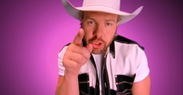 This Toby Keith megahit was nearly Blake Shelton's first single