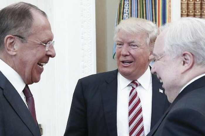 Intelligence that Trump disclosed to Russian diplomats may have come from one of America's closest allies