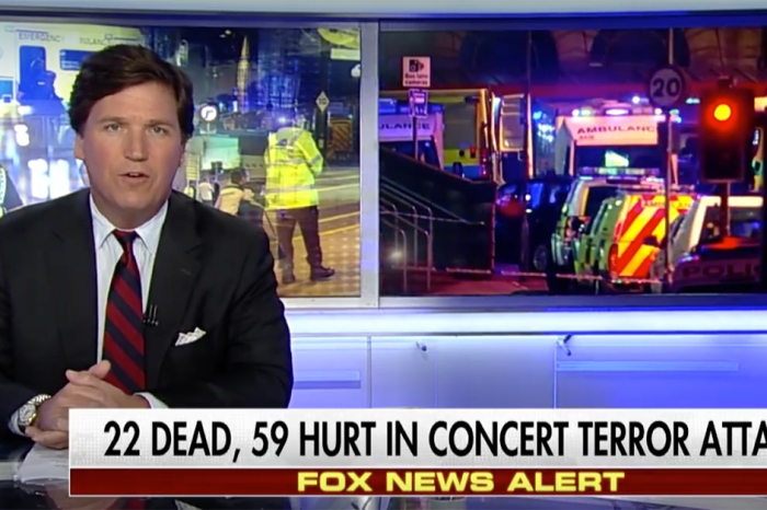 After another terror attack in Europe, Tucker Carlson issues anti-Muslim warning to Americans