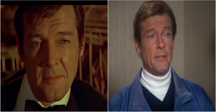 Remember Roger Moore by looking back on some of his funniest Bond moments
